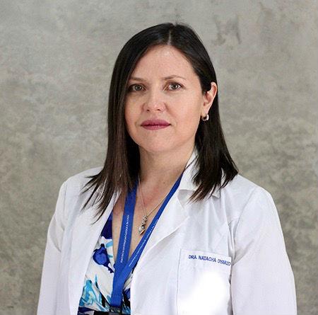 Dra. Natacha Oyarzo Paredes