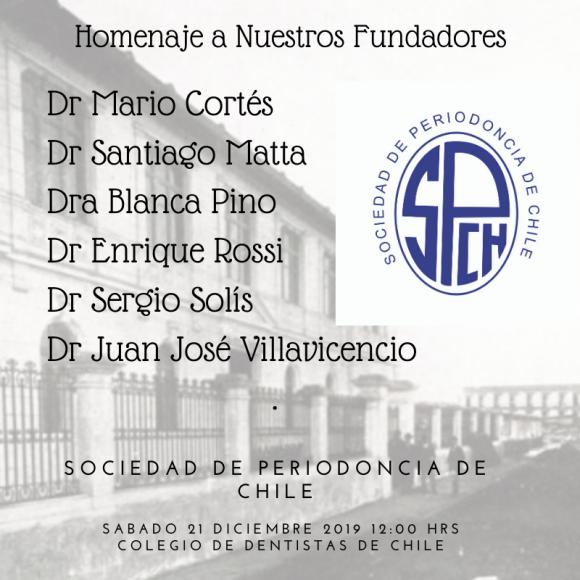 Homenaje a Nuestros Fundadores