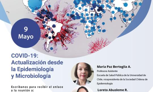 Covid-19: Actualización desde la Epidemiología y Microbiología