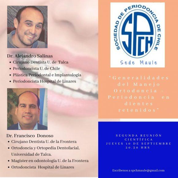 Generalidades del Manejo – Ortodoncia – Periodoncia en Dientes Retenidos