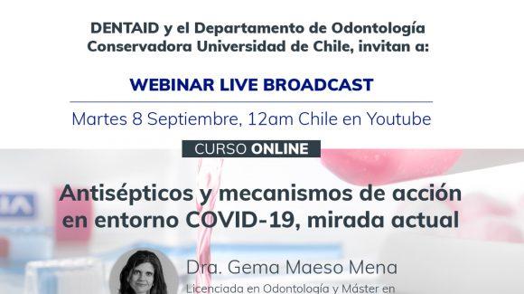 Antisépticos y mecanismo de acción en torno COVID-19, mirada actual