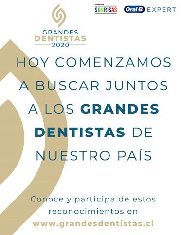Grandes Dentistas 2020
