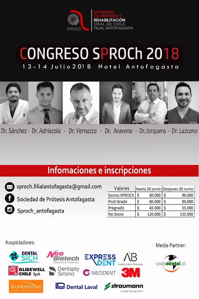 Congreso SPROCh