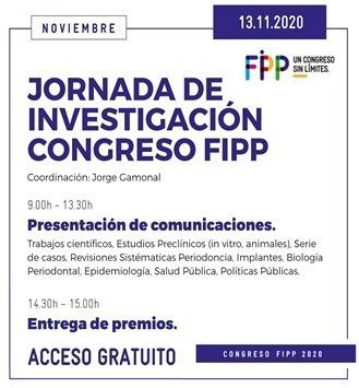 Jornadas de Investigación. Congreso FIPP