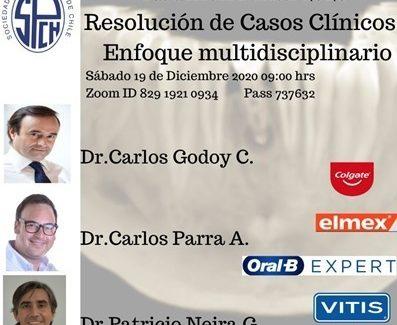Reunión Final 2020 Resolución de Casos Clínicos Enfoque multidisciplinario