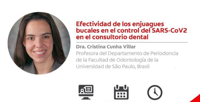 Efectividad de los enjuagues  bucales en el control del SARS-CoV2  en el consultorio dental