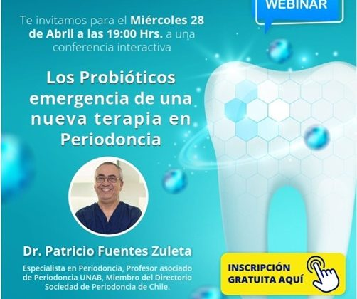 Los Probióticos emergencia de una nueva terapia en Periodoncia