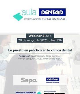 La puesta en práctica de la clínica dental