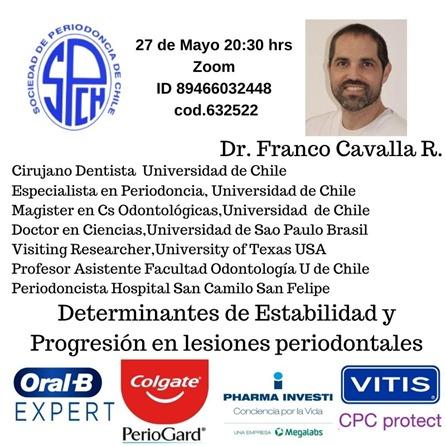 Determinantes de Estabilidad y Progresión en lesiones periodontales