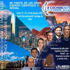 4° COCHIDE 2021, XI CUMBRE SELA