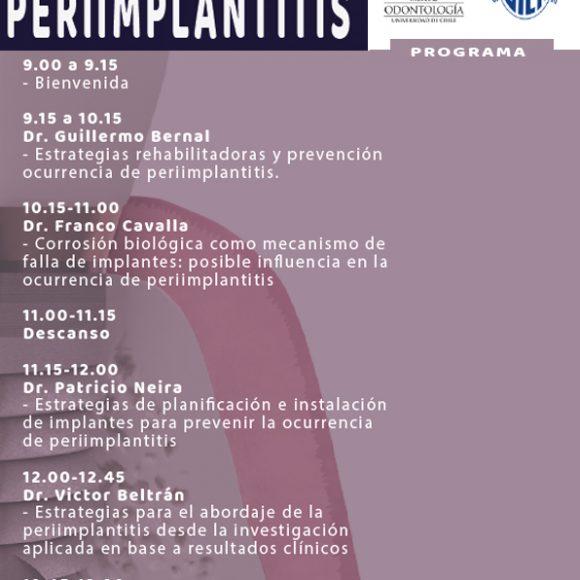 Programa Curso Periimplantitis